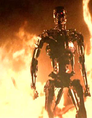 Terminator (copyright MGM Entertainment)